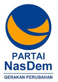 Lambang Partai Nasdem. Foto : Istimewa
