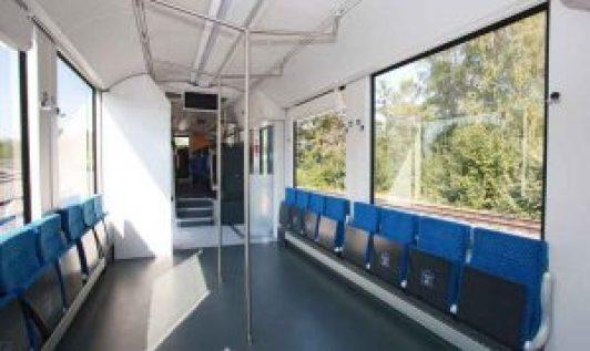 Interior dalam Coradia iLint. Sumber: Alstom.com