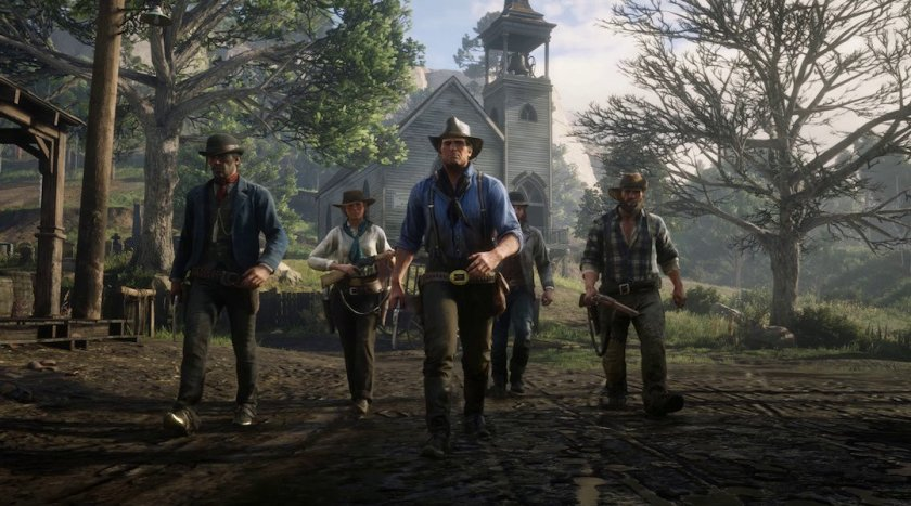 Red Dead Redemption 2 Akan Memiliki Pilihan Open World Yang Menajubkan
