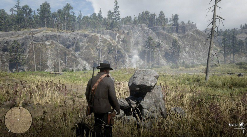 Peta Red Dead Redemption 2 Membantu Melacak 100% Completion Progress