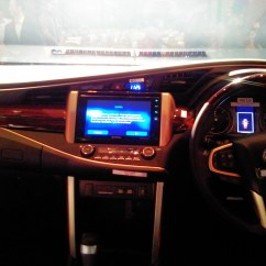 All New Kijang Innova Diesel Head Unit Grand Veloz 1.5 Kabar Surabaya  Toyota Luncurkan Inova