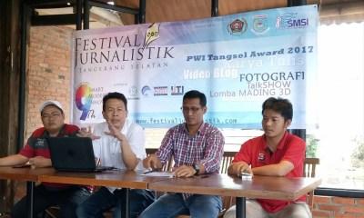 Festival Jurnalistik Tangsel 2017