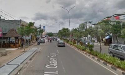Jalan Raya Ciater Serpong