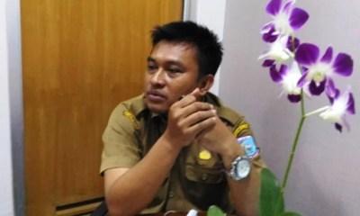 Sekretaris Dinas PU Kota Tangsel Aris Kurniawan