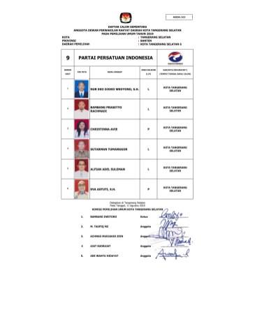 9 Partai Perindo (DCS Anggota DPRD Tangsel Pemilu 2019)-8