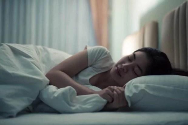 tidur terlalu cepat