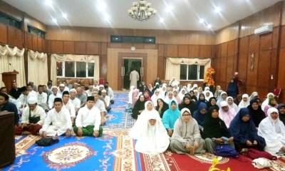 KBIH Al-Mujahidin Pamulang Tangsel Adakan Bimbingan Manasik Haji