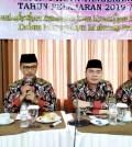 Rapat Kerja KKM MTsN 1 Tangsel Tahun 2019