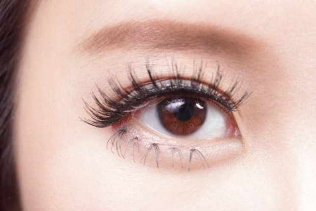gambar mata bagian mata