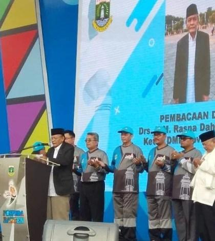 Pospeda VI Banten 2019 Resmi Dibuka