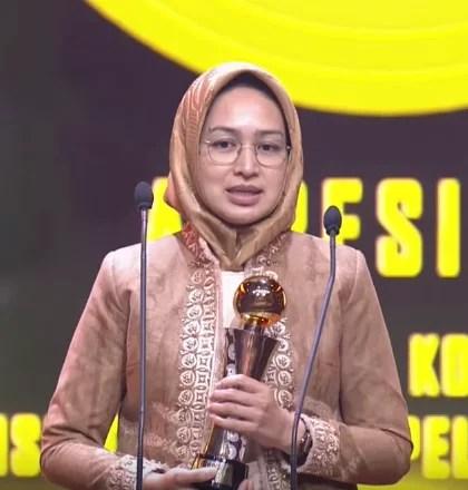 Indonesia Award 2019, Tangsel Raih Penghargaan Pemerintah Kota yang Konsisten dalam Pelayanan Publik