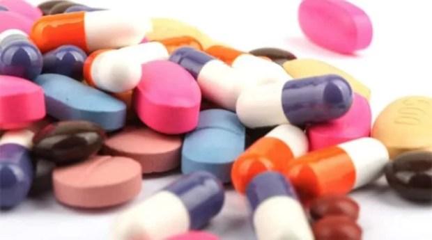 Tablet obat batuk antibiotik