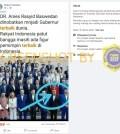 [SALAH] Foto Anies Baswedan Dinobatkan Menjadi Gubernur Terbaik Dunia