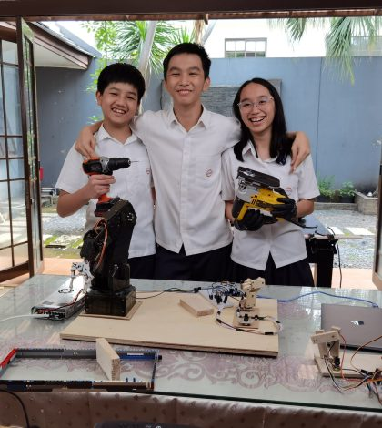 Indonesia Getting Ahead in Robotics: Sinarmas World Academy Students Win First Place in World Robot Olympiad (WRO) 2020-X Canada