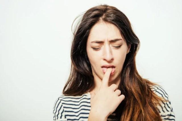 penyebab sariawan di lidah