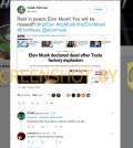 [SALAH] Elon Musk Meninggal Dunia