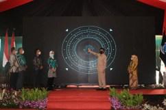 Peresmian Mall Pelayanan Publik Tangerang Selatan (Tangsel) (2)