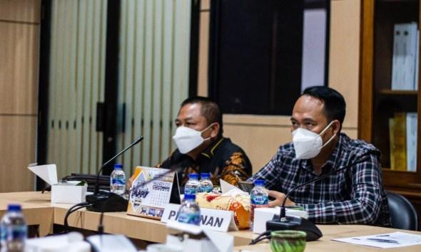 Komisi II DPRD Banten Gelar Raker Bersama Dinas Kelautan dan Perikanan Banten