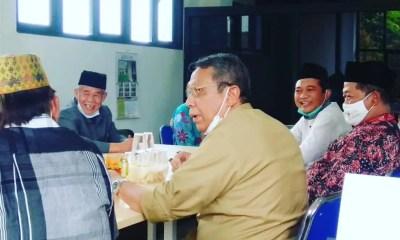 Wali Kota Tangsel Berkunjung ke Gedung MUI Tangsel