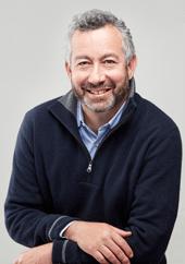 David Sanders (2018) headshot