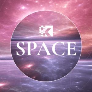 course image - logo space