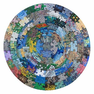 Blog image: art puzzle