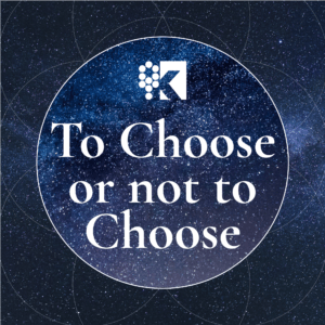 course to choose or not to choose