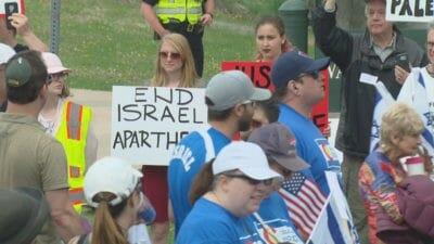 course israel parade