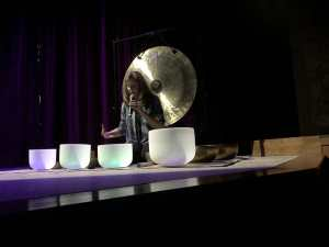 Event Image woman musical bowls