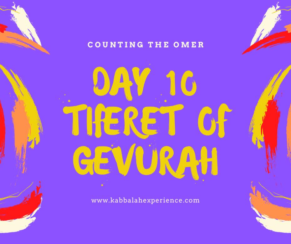 Omer Day 10