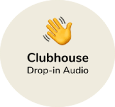 clubhouse logo circ