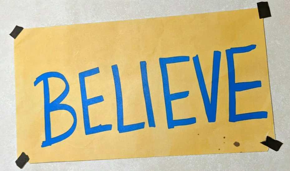Ted Lasso- Believe