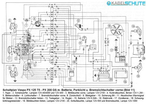 small resolution of vespa px 200 wiring diagram 27 wiring diagram images wiring diagram vespa 50 special wiring diagram vespa px 200