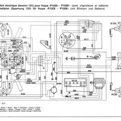 Lambretta Wiring Diagram 2004 Nissan 350z Headlight Vespa Px 150 27 Images