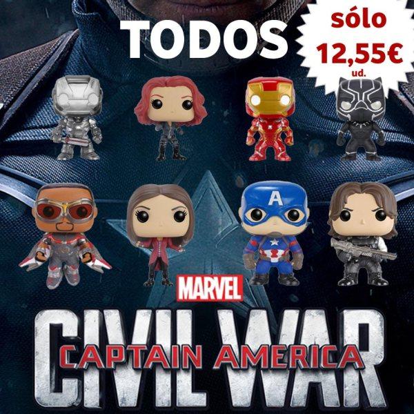 Promoción Civil War