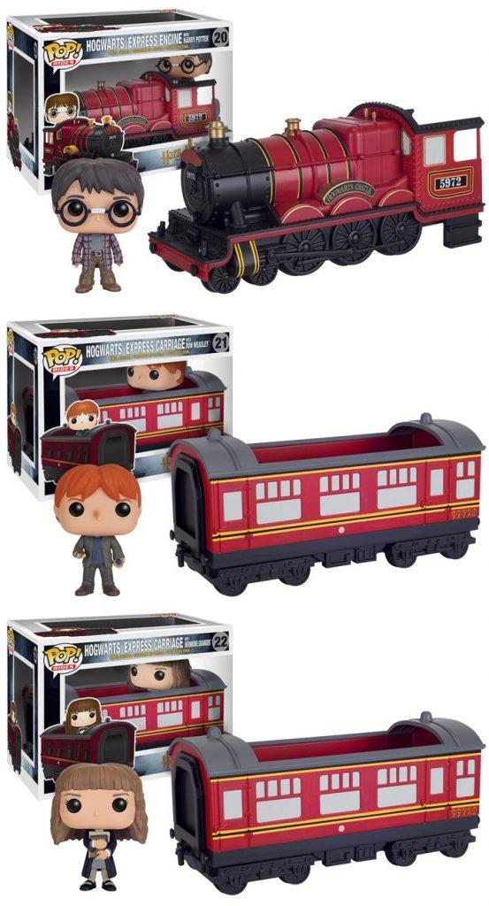 Pop Ride Harry Potter