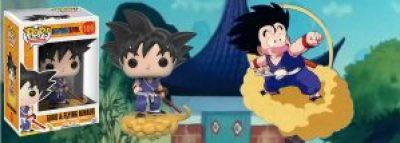 Goku & Nube Kinton