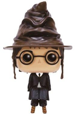 Funko Pop Harry con Sombrero Seleccionador