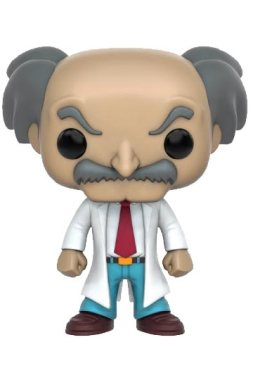 Funko Pop Dr Wily