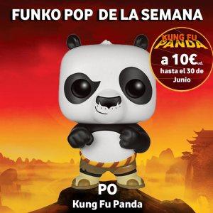 Funko Pop de la Semana Po
