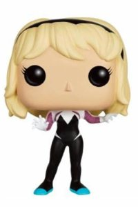 Funko Pop Spider Gwen Unhooded Ed. Limitada
