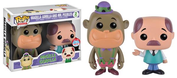 Funko Pop Maguila Gorila
