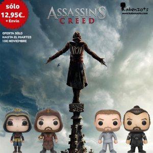 Reserva Assassins Creed