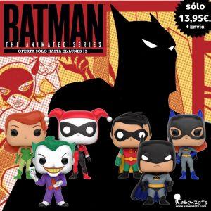 Reserva Batman La Serie Animada