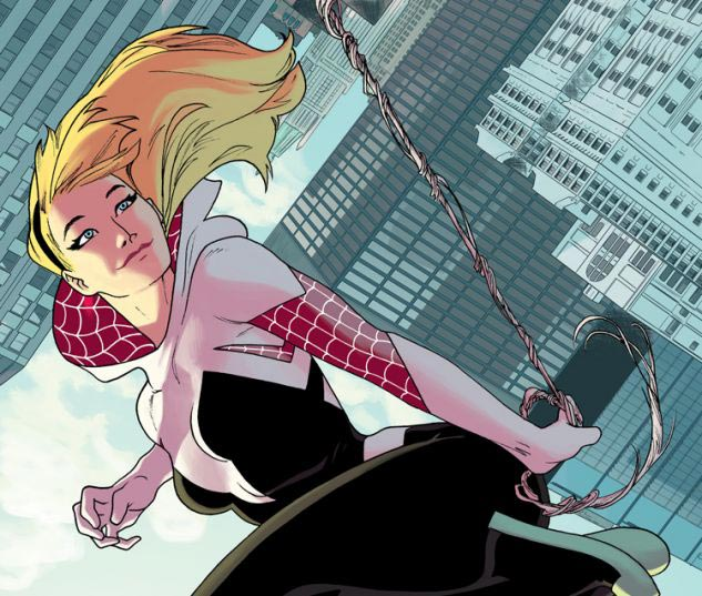 Funko Pop Spider Gwen
