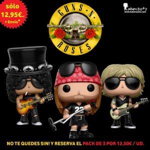Reserva Guns N'Roses