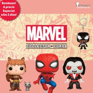 Reserva Marvel Collector Corps