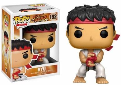 Funko Pop Ryu Edición Limitada