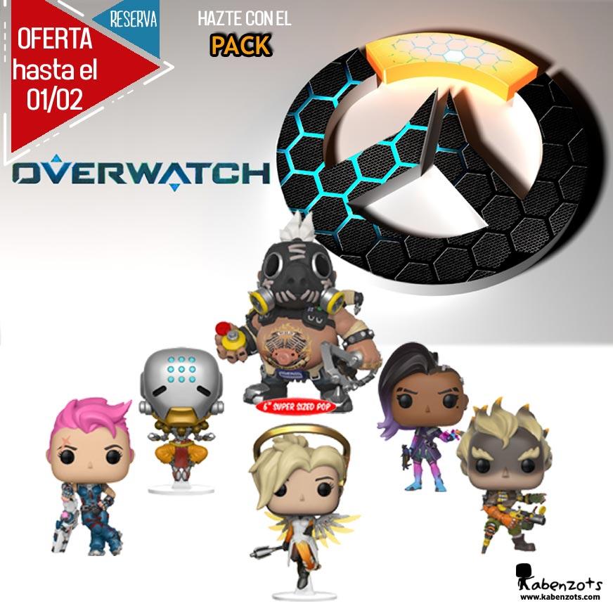 Reserva Overwatch