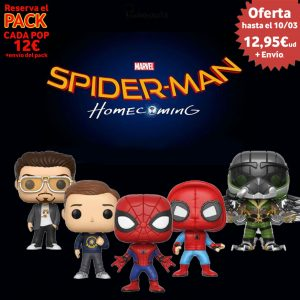 Reserva Spider-man Homecoming